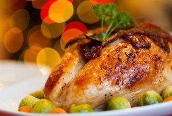 Conseils pour rester en forme pendant et après le repas de Noël.